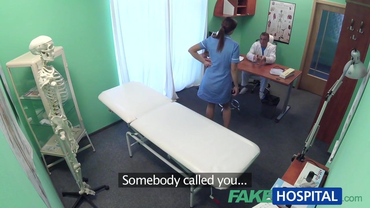 Free download & watch fakehospital doctor prank calls his sexy nurse with big tits         porn movies