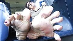 hot mature soles
