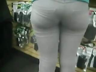 NICE PHAT ASS IN GREY