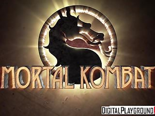 Xxx Porn Video Mortal Kombat A Xxx Parody