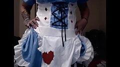 Alice in Wonderland POV femdom