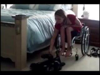 Know, how Nude paraplegic women sex you have