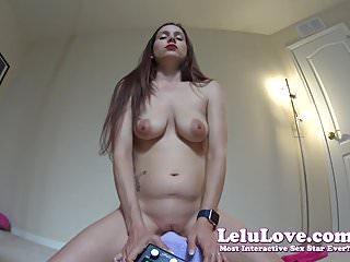 Lelu Love-Tiny Watches Giantess Sybian Orgasms