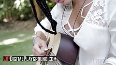 Aaliyah Hadid Jane Wilde – Free Love – Digital Playground
