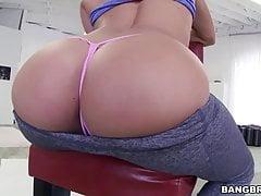 Big ass Keisha Grey fucked by black dick