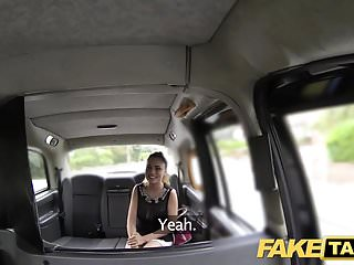 Preview 2 of Fake Taxi Stunning Romanian with perfect tits gets a facial