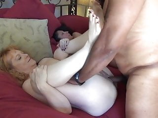 Mature wives party with black men