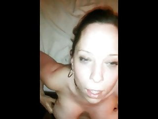 Young cum whore wants that hot cum on her face