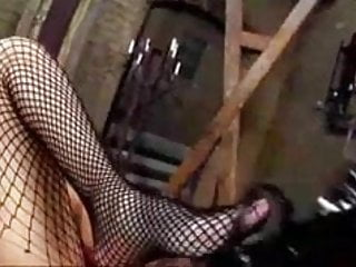 Magnificent Tgirl Burning Solo