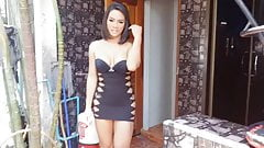 World Class Beauty Ladyboy Emm Looks For Trade