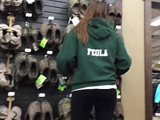 Download video bokep DW Teen Feola in spandex pants looking at Crocs Mp4 terbaru