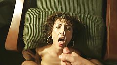 She's impressed by his load
