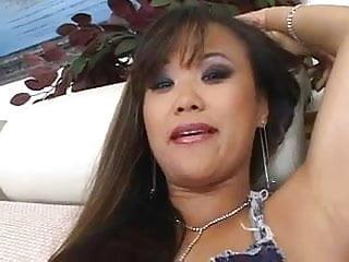 Chocolate Lovin Asians - Scene 1 - Nyomi Marcela