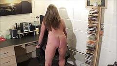 Full Back Knicker's  Stripping Down