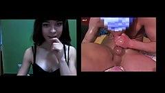 Selfsuck webcam