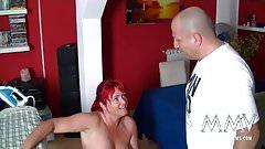 Redhead German Mom