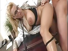 Classic Anal Doctor Holly's Thumb