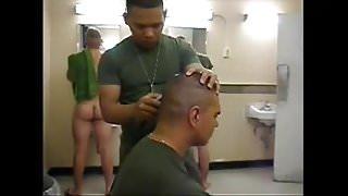 marines showers