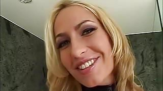 Amazing pornstar Sophie Evans in incredible facial, blonde p