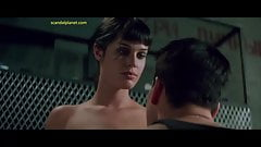 Rebecca Romijn Nude Scene In Rollerball ScandalPlanet.Com