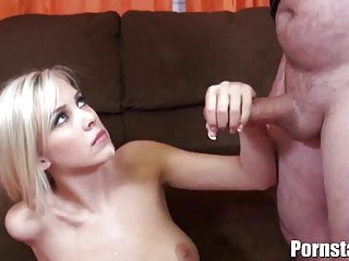 Two Eager Cocks Take Turns Fucking Britney Beth Hard