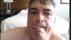 Webcam Gay Blowjob with Huge Facial