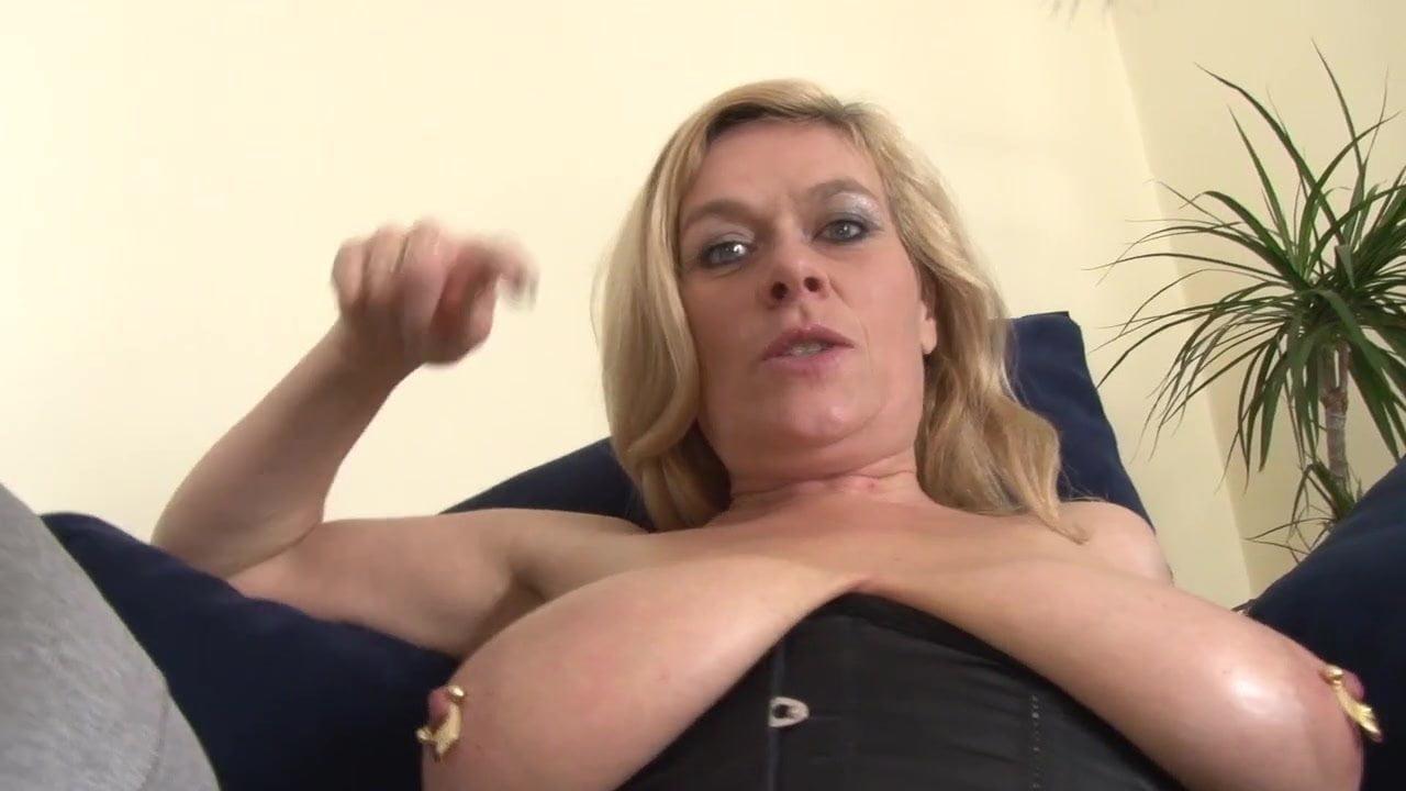 Big tit reverse cowgirl orgasm