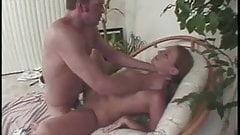 Redhead hottie gets her butt banged