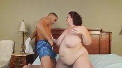 Big chubby milf