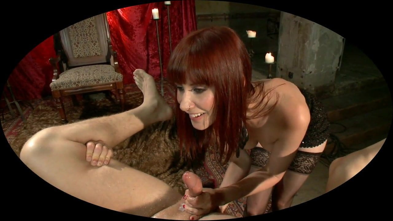 Anal prostate milking video-8416