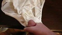 Cumming On Lisas Panties! 2