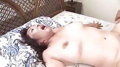 Tsuyako Yamamoto - Japorno Lewd MILF creampie