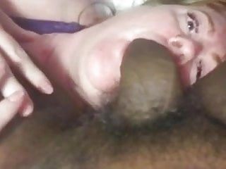 Serving Her Black Master