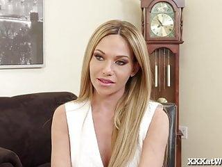 Hot Secretary Seduces Her Boss