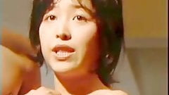 Japanese cute AV actress Blowjob