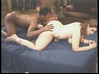 Thick White Girl With Big Tits Sucks Black Interracial Dick Before Fucking