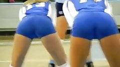 Girls volleyball porn