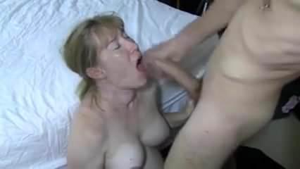Spunk on my wife