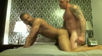 Rocco Steele pounding