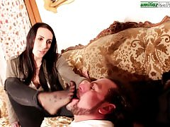 The Realtor Ep2 Integral Version - Pantyhose Foot Domintion