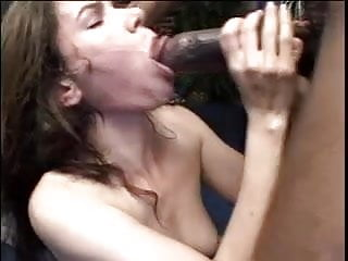 Hot White Brunette Mom Gags And Drools On Mr  Inch