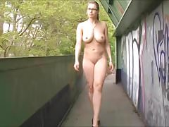 Naked Walking