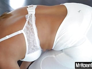 Bubble Butt Julianna Vega Takes Money To Make Love