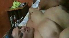 BBW Rikki Waters Swallows and Fucks Huge Cock