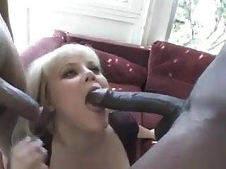 Hot Pierced Tits BBW Blond - BBC DP Breed