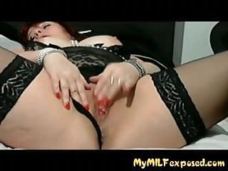 Atv salt spreaders with vibrator kit - My milf exposed - bbw mature in stocking with vibrator