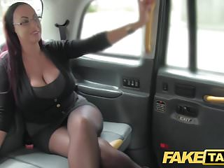 Video bokep online Fake Taxi Secretary looking lady with huge tits and wet puss 3gp