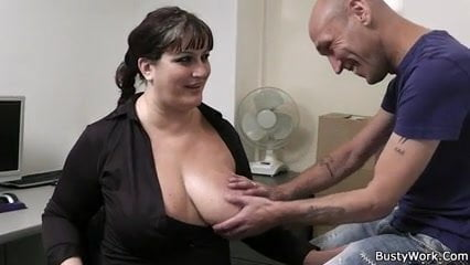 busty secretary blowjobasian taking big black dick