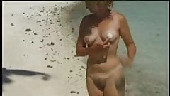 First nudist time