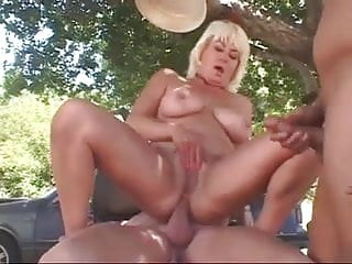 Naked milfs get fucked